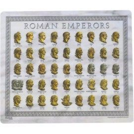 37 MOUSE PAD ROMAN EMPERORS