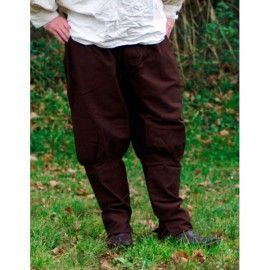 VIKING TROUSERS (Brown)