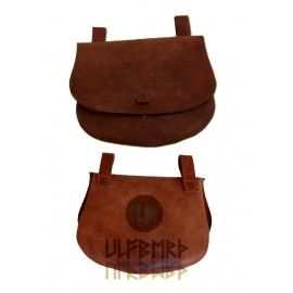 BELT LEATHER PURSE - MEDIUM