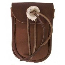 HORN BUTTON BELT BAG
