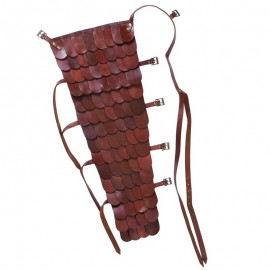 LEATHER SCALES MANICA