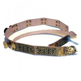01 MILITAR BELT WITHOUT APRON